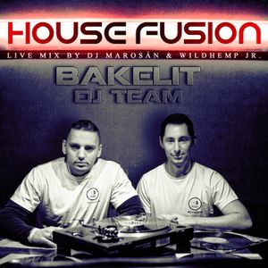 Bakelit DJ Team presents House Fusion part2 - Live mix by Wildhemp Jr.