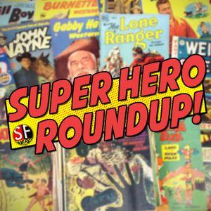 Martian Manhunter's Secret Origin VS. Trajectory on #SHRoundup!