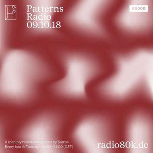 Patterns Radio Nr. 08 w/ Samsa