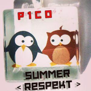 P1CO - SUMMER @ RESPEKT