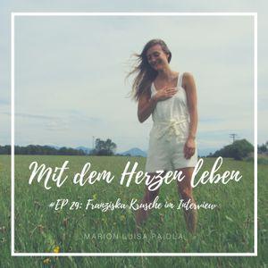 EP #29: Franziska Krusche im Interview