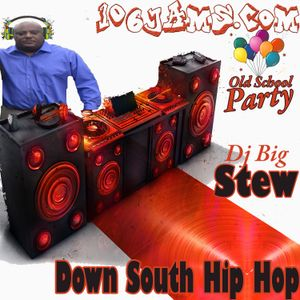Dj Big Stew - Old School Mix (Down South)