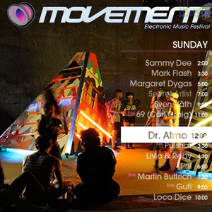atmo x movement detroit 2012 | part 1