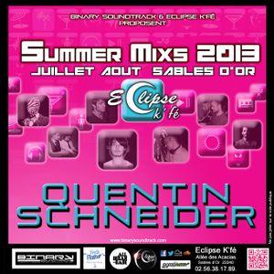 SUMMER MIXS 2013 Quentin Schneider