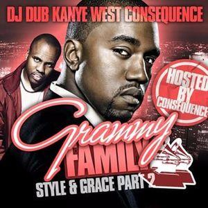DJ Dub Kanye West Style And Grace Volume 2