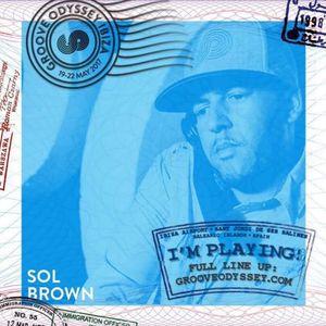 Sol Brown - Groove Odyssey Ibiza Promo Mix