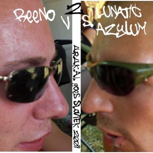 Reeno vs  SCH4LL THER4PIE @ SLOVTEK09 Pt.II