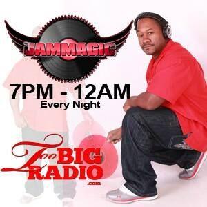 Jammagic on ToobigRadio 35