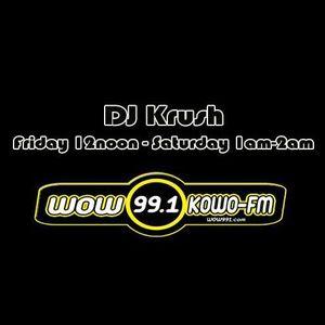 DJ Krush WOW 23 (80s and 90s Mix)