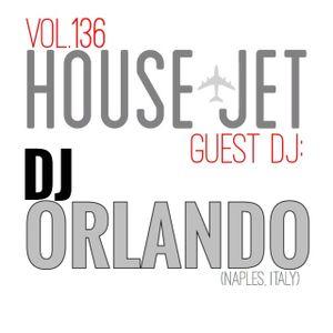 VOL.136 DJ ORLANDO (NAPLES, ITALY)