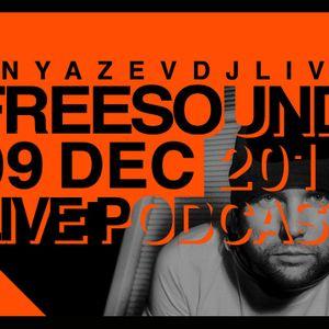 FSL Podcast 09 Dec 2016 - KnyazevDJ Live