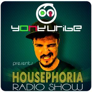 HousePhoria 012 31.08.15 mixed by Yony Uribe