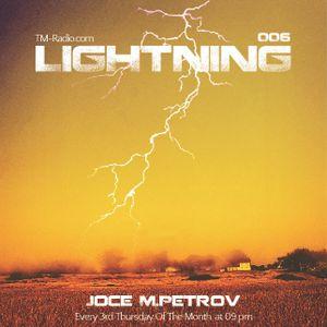Jordan Petrof - Lightning 006 on TM-Radio January 2012
