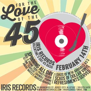 """For The Love Of The 45"" Valentine's Day Bash! -  Phast Phreddie the Boogaloo Omnibus"