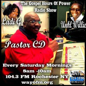 Gospel Hours Of Power 3-26-16  Show Pt1