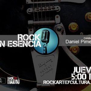 Rock en Esencia | 20 de Septiembre 2018