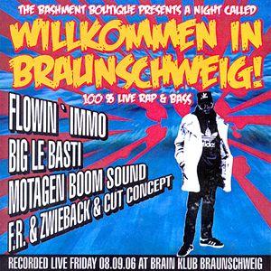Willkommen In Braunschweig 2006 Live