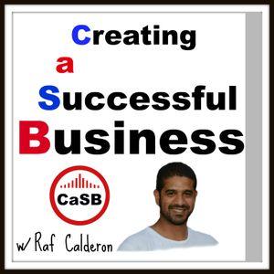 CaSB 022: Creating an enterprise product:  Dominik Richter and Christoph Hartmann, founders of Vulca