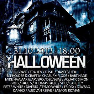 delVEGas - Halloween Eskulap 31.10.12
