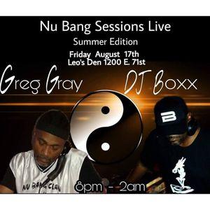 Greg Gray Live at Leo's Den 8-17-18