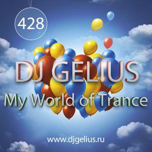 DJ GELIUS - My World of Trance #428 (18.12.2016) MWOT 428