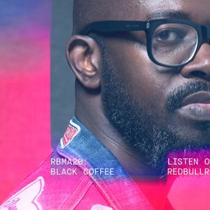 Black Coffe - Redbull Radio Mix 2018 RBMA20