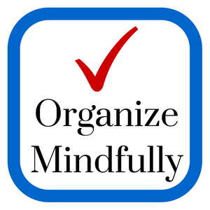 065 - Organize And Feel Inspired To Live The Life You Want