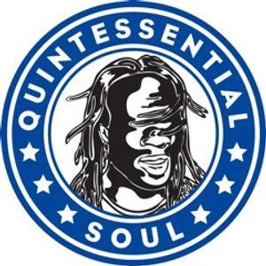 Quintessential Soul Show (Saturday 3rd November 2012)