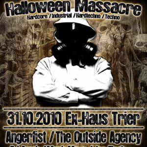 Contrazt@Psytekks Halloween Massacre Exhaus Trier 31.10.10
