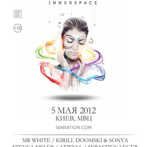 Mr. White - Live @ Sensation Innerspace Ukraine - 05.05.2012