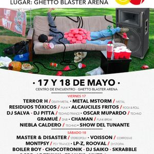 TerrOrtorios2013@GhettoBlasterArena