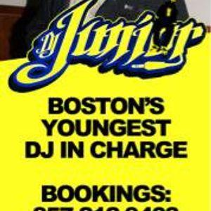 Dancehall Mixed by DJ Junior