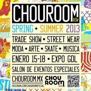 Carlos Cerda Live @ Chouroom, Expo GDL (Day 2)