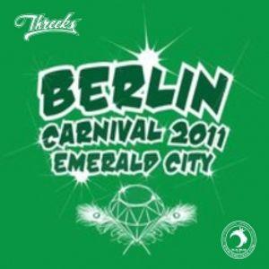 Threeks - Emerald City Vol.1 - Berlin City Carnival Mix 2011