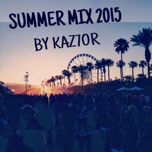 Summer Mix 2015 by Kaz7hor