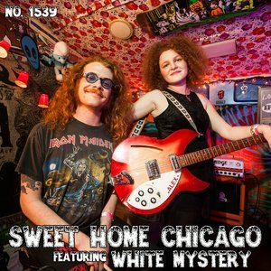 Interview: White Mystery (10.24.2015)