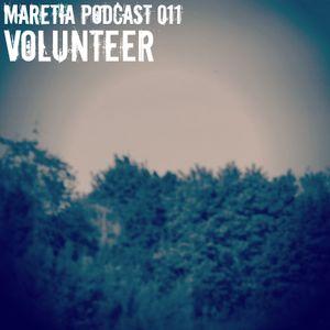 Materia Podcast 011 Volunteer