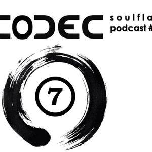 dj codec 7_soulflares - podcast mix # 30 - june12