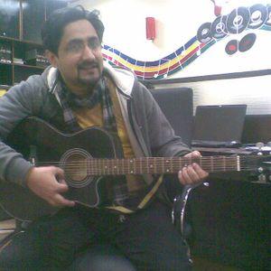 Sada-e-Shab with Dj Chaudhry Tahir Ubaid Taj on Sunrise FM 97 Islamabad 13-02-13