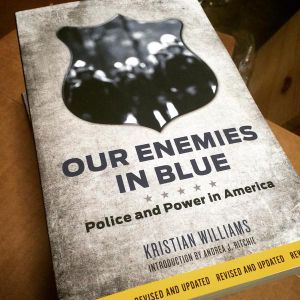 March 29, 2017 - Kristen Wiliams-Our Enemies in Blue & Carlos Zarate Cdn imperialism in Philippines