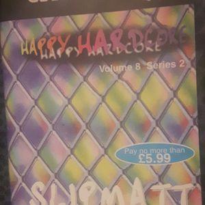 Slipmatt - The Edge, Happy Hardcore, Volume 8, Series 2