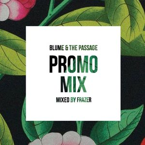 Blume & The Passage Promo Mix (Mixed by Frazer)