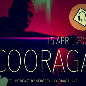 FSL Podcast 15 Apr 2016 - Cooraga Live