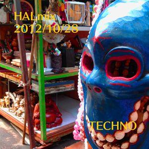 2011/4/18 HALmix Techno ver.