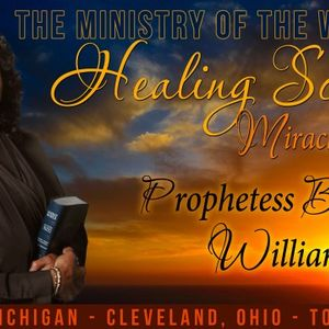 A-Wenting We Will Go... HEALING SCHOOL AND MIRACLE SERVICE