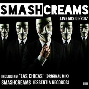 SMASHCREAMS Live Mix 01-2017 (TECH HOUSE) (TECHNO) S. BUONTEMPO M. SPAMPINATO