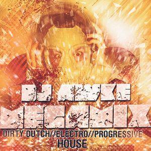 DJ Awke - Megamix 2012