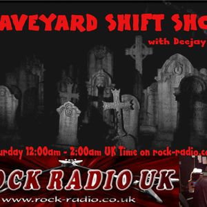 Deejay Greenz & Absinthia's Graveyard Shift Show 10 09 2016  00:00 - 02:00 Part 2