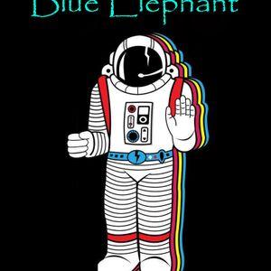 Blue Elephant - Astronauts 01
