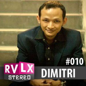 Ravelex Stereo #010 - Dimitri (Acid 029)